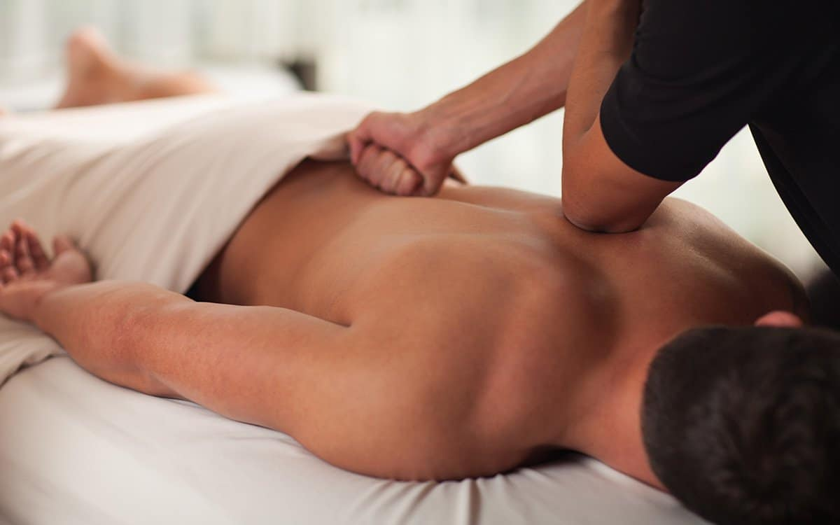 Effects of Deep Tissue Massage and Myofascial Release